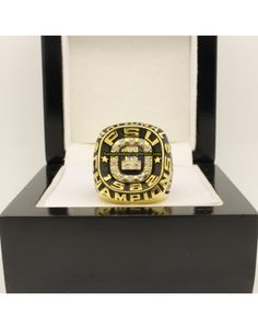 1982 Penn State Nittany Lions NCAA Football National Championship Ring