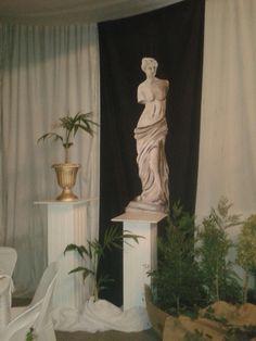 Aphrodite greek goddess prop