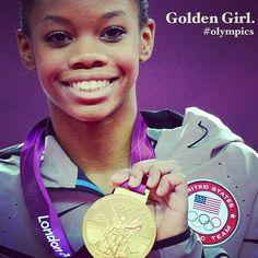 Congrats Gabby!