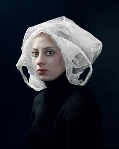 Hendrik Kerstens, Bag (2007). This artist is recreating Old Master compositions with mundane, contemporary objects.