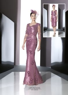 Made to measure outfit from Raul Novias for Mother of the bride/groom.