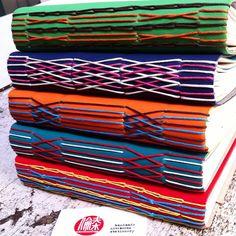 Handmade notebook by vitarlenology