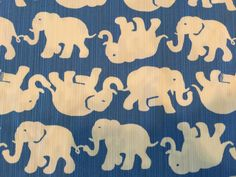 Lilly Pulitzer Bay Blue Tusk in Sun fabric piece. Dobby Fabric, Lilly Pulitzer Fabric, Blue Fabric, Sun, Texture, Surface Finish, Patterns