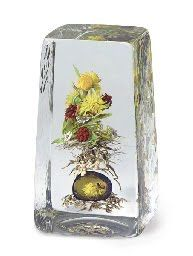 The Unload: Paul Stankard's Frozen Me in Glass