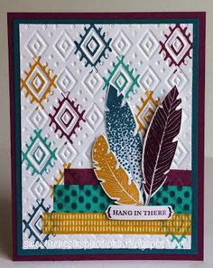 Sweet Irene's Inspirations: Bohemian Feathers