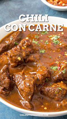 Spicy Recipes, Meat Recipes, Mexican Food Recipes, Chicken Recipes, Cooking Recipes, Healthy Recipes, Chipotle Copycat Recipes, Green Chili Recipes, Hot Sauce Recipes