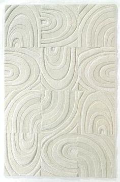 pretty and contemporary area rug