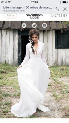 193 meilleures images du tableau Mariage robes 33031e842a7