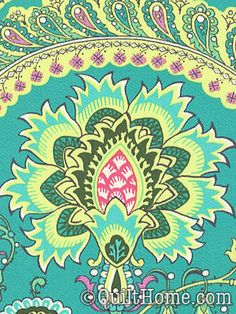 """""""Jade"""" Love Amy butler fabric and patterns"""