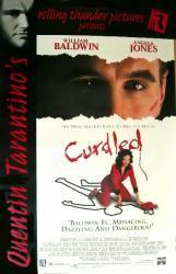 Curdled [w/ William Baldwin & Angela Jones] (Video Movie Poster) Only $8.99