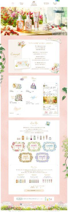 Cute Website, Website Layout, Web Layout, Layout Design, Best Web Design, Site Design, Beauty Web, Web Design Inspiration, Kawaii