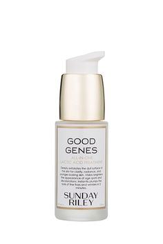 """65 Products That Give You Instant Results #refinery29  http://www.refinery29.com/fast-improving-beauty-products#slide-46  """"This is one of those products that I wish I'd never discovered because its price-to-size ratio is painful: $105 for one teensy ounce. And I'm always shocked at how quickly I go through a bottle. But when I'm using it, I notice that my skin is glow-ier, brighter, and somehow more everything-er than when I'm not. They got me hooked."""" — Anne-Marie GuarnieriSunday Riley…"""