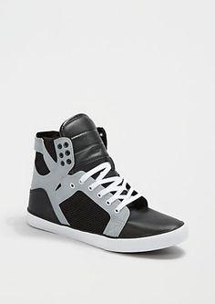 Reflective Hit High Top Sneaker | rue21
