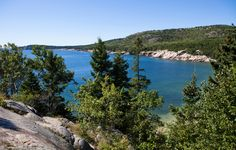 Eagle lake loop in Acadia- one if 10 Epic Trail Runs in America | ACTIVE