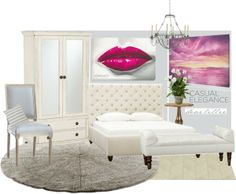 London Hotel Room By Martinopolis On Polyvore Top Interior Design