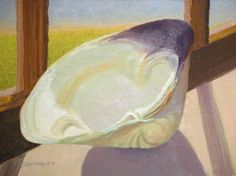 """paintings of quahogs 
