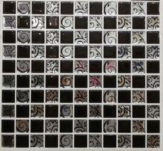 Pastilhas Adesivas Resinadas 2,5 Placa 28,5 x 30cm -PTR-MC/301