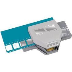 Slim Paper Punch Large-Film Strip