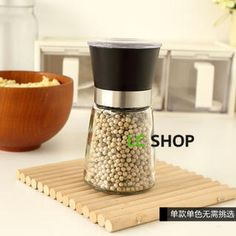 Buy 'Lazy Corner – Pepper Grinder' with Free Shipping at YesStyle.co.uk. Browse and shop for thousands of Asian fashion items from China and more!