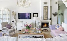 19 Astonishing Shabby Chic Interior Design Ideas