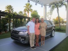 El nuevo Range Rover Sport se presentó en el Polo - TELVA protagonista del Polo en Sotogrande