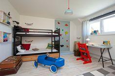 Dětský pokoj pro 2 kluky