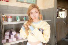 Red Velvet Seulgi - Ice Cream Cake Teaser Image