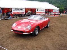 Quotazione record per una #Ferrari Spider del 1967 --> http://giornalemotori.it/80556/venti-milioni-per-una-ferrari-del-67