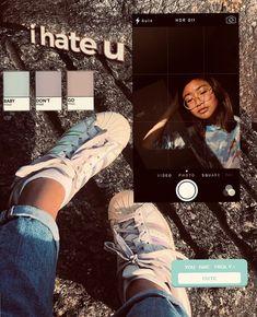 Photo Editing Vsco, Instagram Photo Editing, Foto Instagram, Instagram Story, Photography Filters, Grunge Photography, Photography Editing, Video Photography, Ideas For Instagram Photos