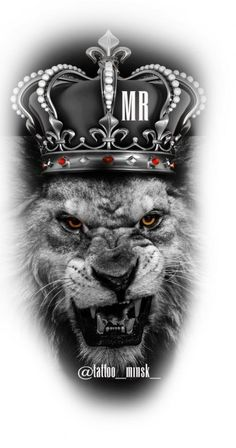 Tattoo Ideas Female Discover Lion tattoos hold different meanings. Lions are known to be proud and courageous creatures. So if you feel that you carry those same qualities in you a lion tattoo would be an excellent match Lion Head Tattoos, Leo Tattoos, Animal Tattoos, Body Art Tattoos, Tattoo Art, Lion Hand Tattoo Men, Tattos, Lion Tattoo With Crown, Tiny Tattoo