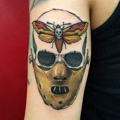 Done by Dino Nemec, tattoo artist at IHEARTTATTOO Tattoo Studio (Columbus, OH), USA TattooStage.com - Rate & review your tattoo artist. #tattoo #tattoos #ink #TopRatedTattooist