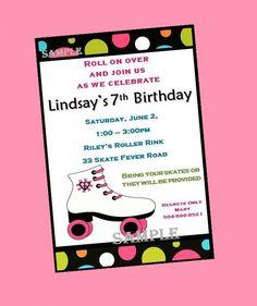 147 best girl birthday invitations ideas images on pinterest girl