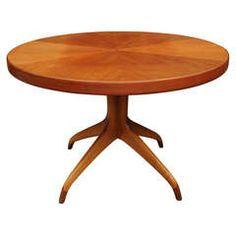 Dining Table by David Rosén for Nordiska Kompaniet, NK