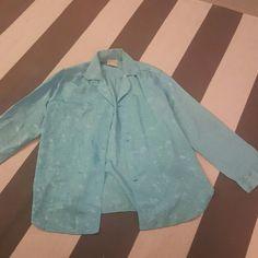 Jayre medium pajama top Size medium Small stain on sleeve Intimates & Sleepwear Pajamas