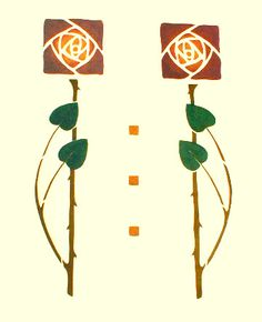 I have one of these Dard Hunter roses tattooed on my left foot...