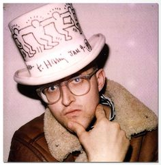 Keith Haring If you want fallow Keith troughs his world enjoy in tRIP Keith Bad Painting, Jm Basquiat, Jean Michel Basquiat, Keith Allen, James Rosenquist, Kenny Scharf, Keith Haring Art, Strange Music, Birth And Death