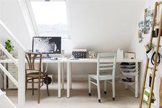 'Un lugar ideal para vivir y trabajar'   Revista IKEA