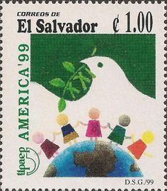 ◇ El Salvador  1999