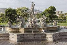 Parque de la Bateria by Miguel Angel Romero Santiago on 500px - Torremolinos, Spain