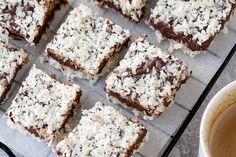 No-Bake Chocolate Coconut Bars Recipe — Eatwell101