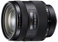 Objektiv für meine Alpha: Sony SAL1650