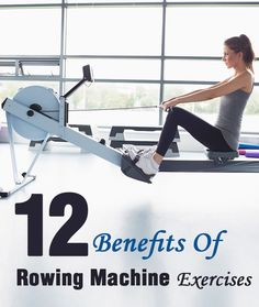 The rowing machine, also known as rower and ergometes, is the newest trend in the fitness world. Here are 12 amazing benefits of rowing machine exercises to strengthen your body