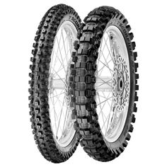 Pirelli MX HARD 486 Tires. *HARD & ROCKY TERRAIN*