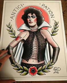 Tim Curry / Rocky Horror Picture Show / Dr. Frank-N-furter
