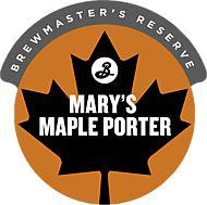 Mary's Maple Porter