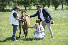 Swedish royals visit Gotland, Sweden - 03 Jun 2016  Princess Leonore, Chris O'Neill 3 Jun 2016