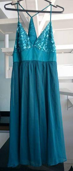 Vestido Verde Festa - 2802278 | enjoei :p