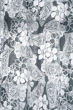 Paisley Curtain $19.99
