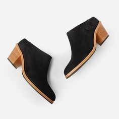 The Heeled Mule - bl