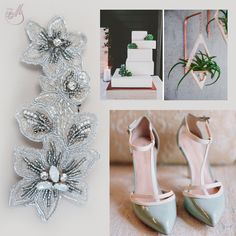 On your #wedding day, every little detail counts! Check our moodboards for inspiration and see our lovely #handmade #accessories in our #magnoliaatelier at 12 Dobrota Street and on our website, www.mscarves.ro! #bridal #bridal2015 #accesoriimirese #inspiration #beads #unique #lovehimbeforeyousayyes #romanticbride